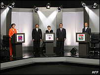 EL RATING DEL DEBATE