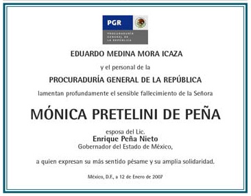 """PEÑA NIETO: """"PESADO"""" PARA EL 2006"""